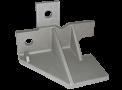 Support de machine industrielle produit dans notre fonderie d'aluminium