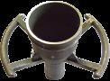 Système de couplage pour air comprimé (fonte d'alu)
