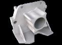 Bâti de machine industrielle en fonte d'aluminium